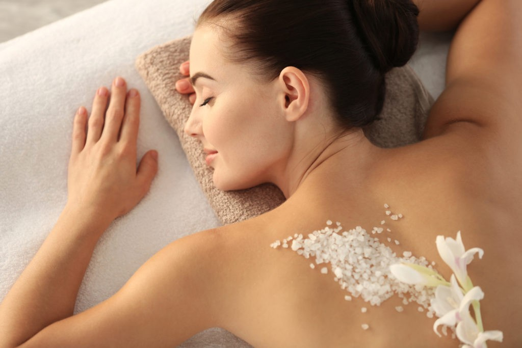 Body Scrubs at Affinity Med Spa and Wellness Center in Orlando, Florida 32828